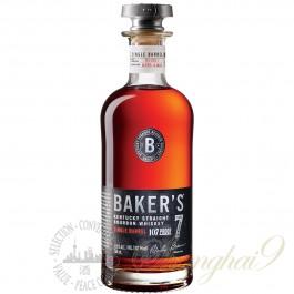 Baker's Single Barrel 7YO Kentucky Straight Bourbon Whiskey