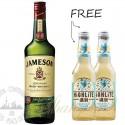John Jameson Triple Distilled Irish Whiskey