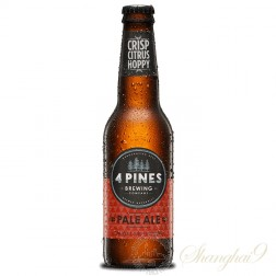 One case of 4 Pines Pale Ale