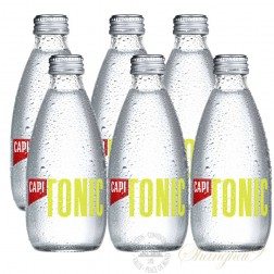 6 bottles of CAPI Tonic