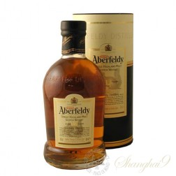 Aberfeldy 12 Year Single Highland Malt Scotch Whisky
