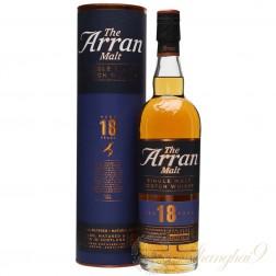 Arran 18 Year Old Single Malt Whisky
