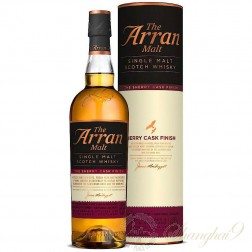 Arran Sherry Cask Finish Single Malt Whisky