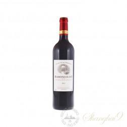 Baroncourt Bordeaux Superieur AOC