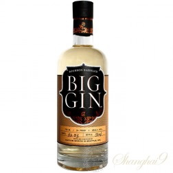 Big Gin (Bourbon Barreled)