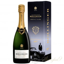 Bollinger James Bond 007 Limited Edition Champagne