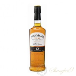 Bowmore 12 Year Old Single Islay Malt Scotch Whisky