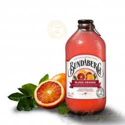 6 bottles of Bundaberg Blood Orange Sparkling Drink