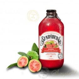 6 bottles of Bundaberg Guava Sparkling Drink