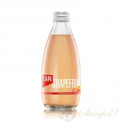 One case of CAPI Grapefruit Australian Fruit Soda