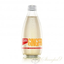 One case of CAPI Spicy Ginger Beer Australian Premium Mixer