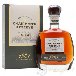 Chairman's Reserve 1931