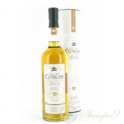 Clynelish 14 Year Old Coastal Highland Single Malt Scotch Whisky