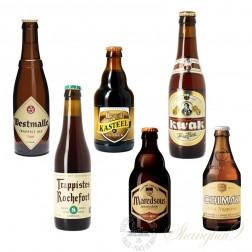 Connoisseurs Belgium Beer 6 Pack B