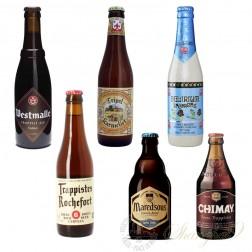Connoisseurs Belgium Beer 6 Pack C