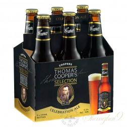 6 bottles of Coopers Celebration Ale