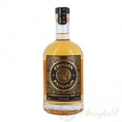 Crimson Pangolin Chinese Botanical Craft Gin