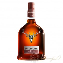 Dalmore 12YO Highland Single Malt Whisky
