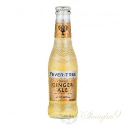 One Case of Fever Tree Ginger Ale