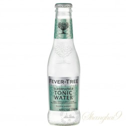 One case of Fever Tree Elderflower Tonic Water