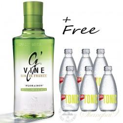 G'Vine Floraison Gin (w/6 FREE bottles of CAPI Tonic)