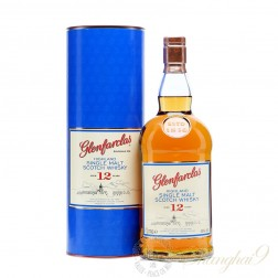 Glenfarclas 12 Year Single Highland Malt Scotch Whisky 1L