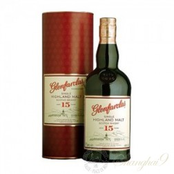Glenfarclas 15 Year Single Highland Malt Scotch Whisky