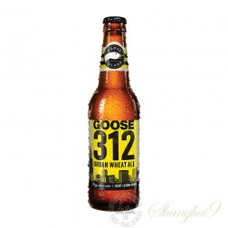 One Case of Goose Island 312 Urban Wheat Ale