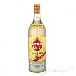 Havana Club Rum 3 Year Old