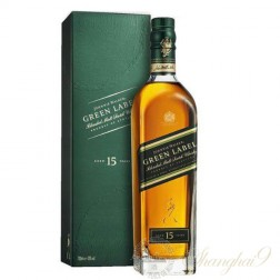 Johnnie Walker Green Label Blended Malt Scotch Whisky Aged 15 Years