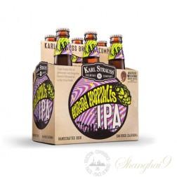 6 Bottles of Karl Strauss Aurora Hoppyalis IPA