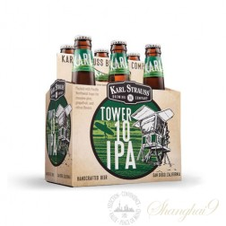 6 Bottles of Karl Strauss Tower 10 IPA - BUY TWO GET ONE FREE
