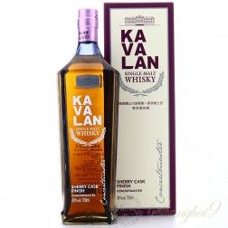 Kavalan Sherry Cask Finish Concertmaster Single Malt Whisky