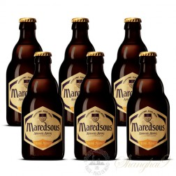 6 Bottles of Maredsous 6 Blonde
