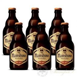 6 Bottles of Maredsous 8 Bruin (Dubbel)