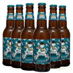 6 bottles of Master Gao Baby Jasmine T Lager