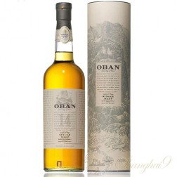 Oban 14 Year Old Single Malt Whisky