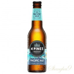 One case of 4 Pines Pacific Ale