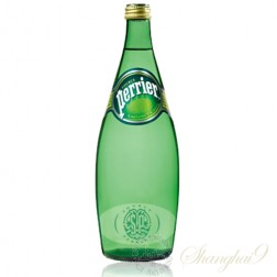Perrier Sparkling Water (750ml x 12 Glass Bottles)
