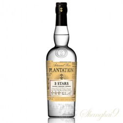 Plantation Three Stars Silver Rum