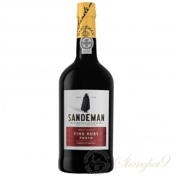 Sandeman Fine Ruby Port Wine