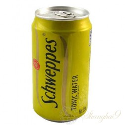 Schweppes Tonic Water (330ml x 24 Cans)