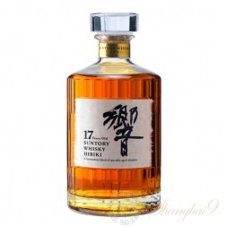 Suntory Hibiki 17 Year Old Blended Japanese Whisky