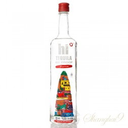 Hi Tequila Blanco 100% Agave