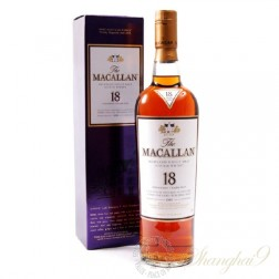 The Macallan 18 Year Old Speyside Single Malt Scotch Whisky