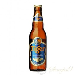 One case of Tiger Beer