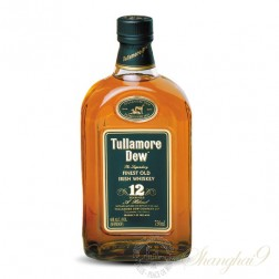 Tullamore Dew 12 year old Irish Whiskey
