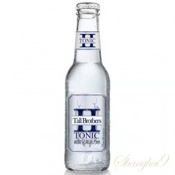 One case of Two Tall Brothers Tonic