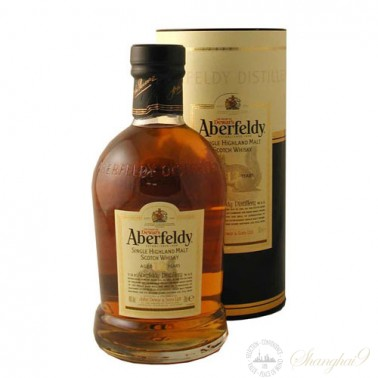 Aberfeldy 12 Year Single Highland Malt Scotch Whisky