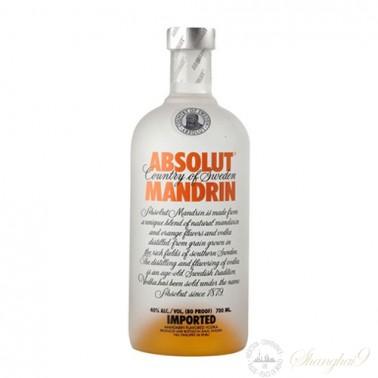 Absolut Mandrin Vodka